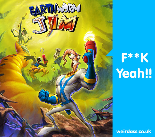 earthworm jim comes to iphone and consoles