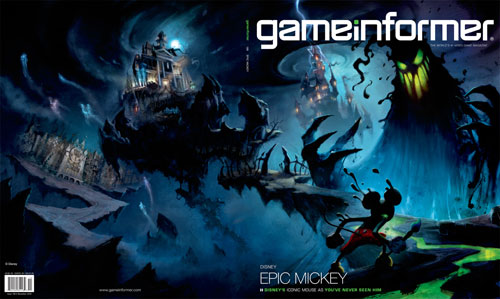 Epic Mickey is back!