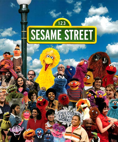 HaPpy BirThdAy to Sesame Street!!