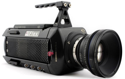 phantom flex high speed hd camera