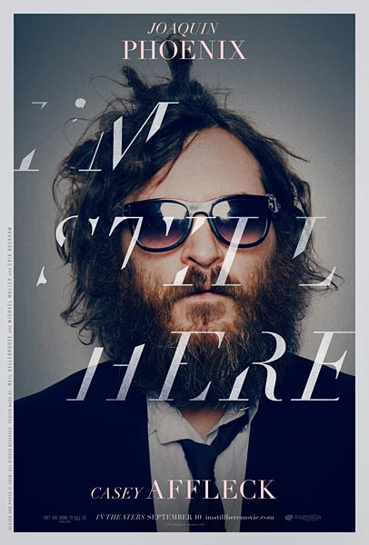 Joaquin Phoenix Movie Star to… Rapper?