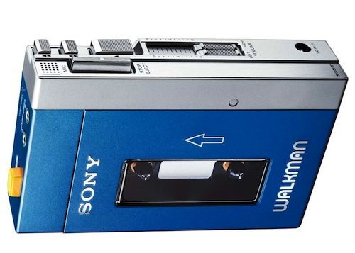 Sony Walkman – RIP