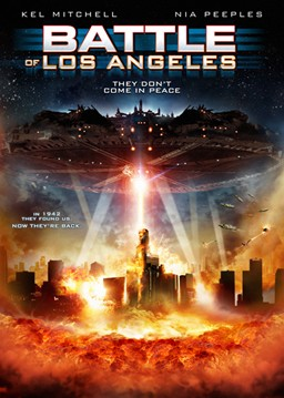 Battle OF Los Angeles film poster