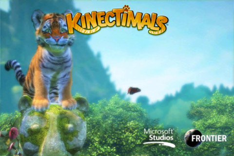 Kinectimals for iOS