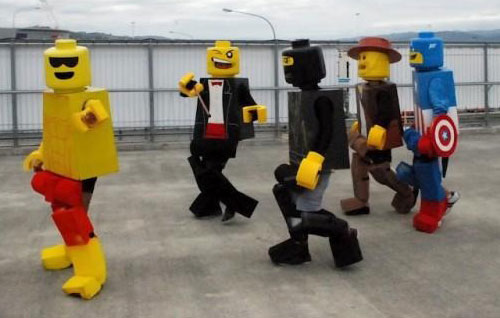 Lego Cosplay of Awesomeness
