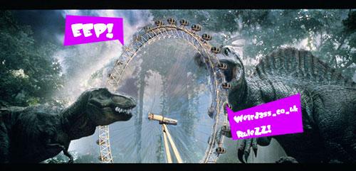 Billionaire Building a Real Jurassic Park?