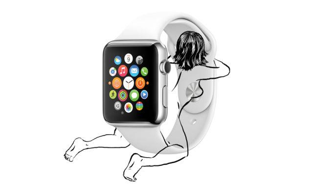 iwatcherotica apple watch erotica